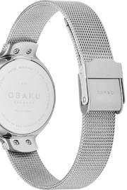 Obaku Birk Steel Watch - Other