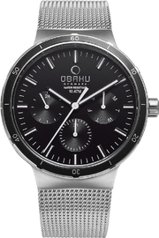 Obaku Dyb Onyx Watch - Product Mini Image