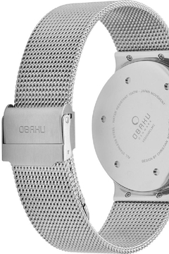 Obaku Dyb Onyx Watch - Alternate List Image