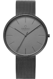 Obaku Hassel Smokey Watch - Product Mini Image