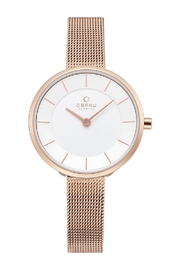 Obaku Merian Rose Watch - Product Mini Image