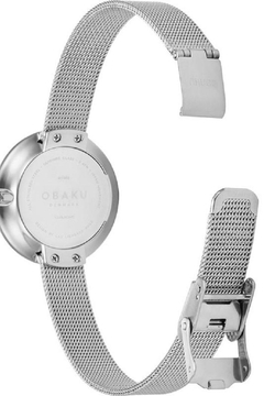 Obaku Notat Steel Watch - Alternate List Image