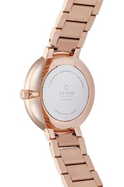 Obaku Glad Fuchsia Watch - Side cropped