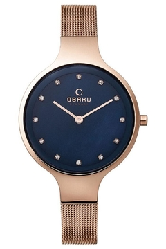 Obaku Sky Azure Watch - Product List Image