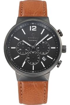 Obaku Storm Guntan Watch - Product List Image