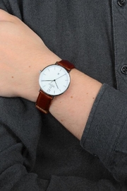 Obaku Toft Mocha Watch - Product Mini Image