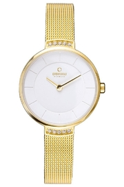 Obaku Varm Gold Watch - Product Mini Image