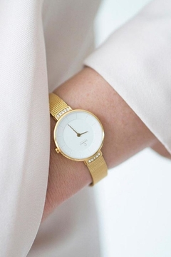 Obaku Varm Gold Watch - Alternate List Image