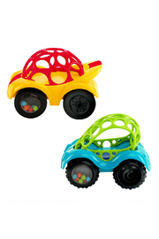 Toysmith Oball Rattle And Roll - Product Mini Image