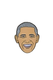 The Found Obama Pin - Product Mini Image