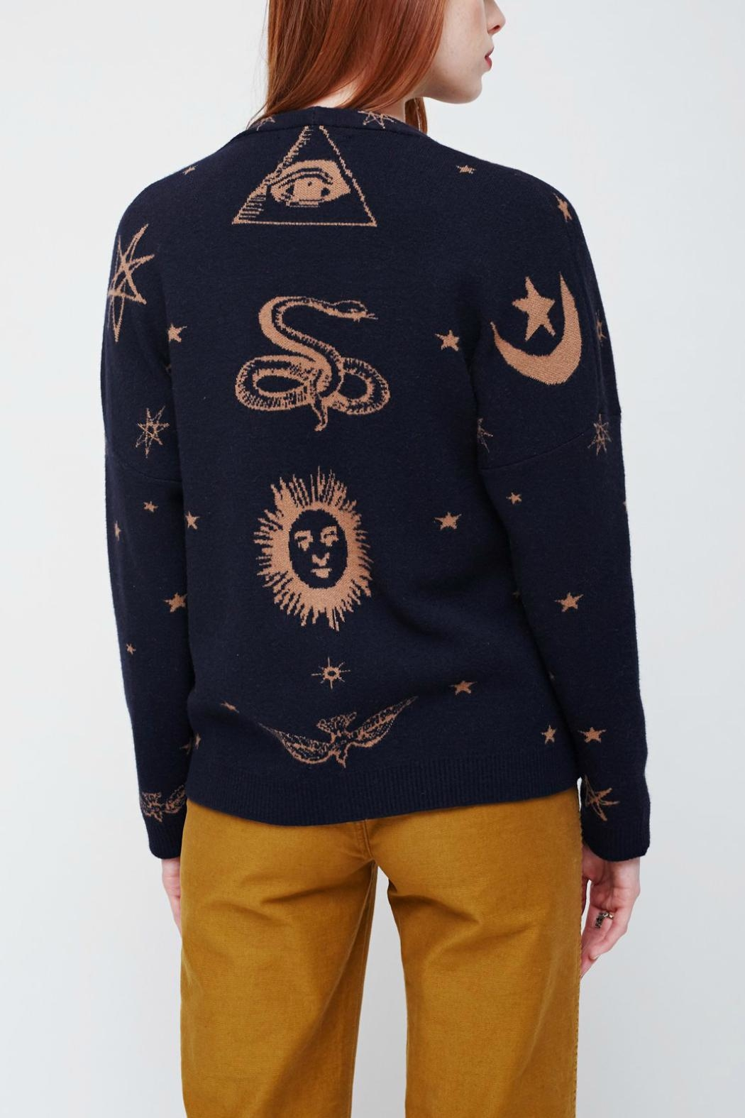 Obey Cosmos Sweater - Front Full Image