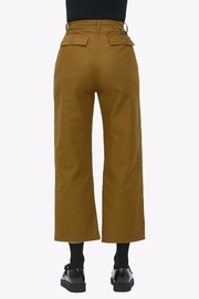 Obey Cropped Military Pant - Side cropped