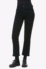 Obey Frayed Cropped Pant - Product Mini Image