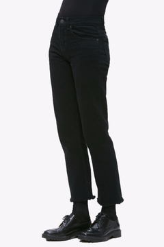 Obey Frayed Cropped Pant - Alternate List Image