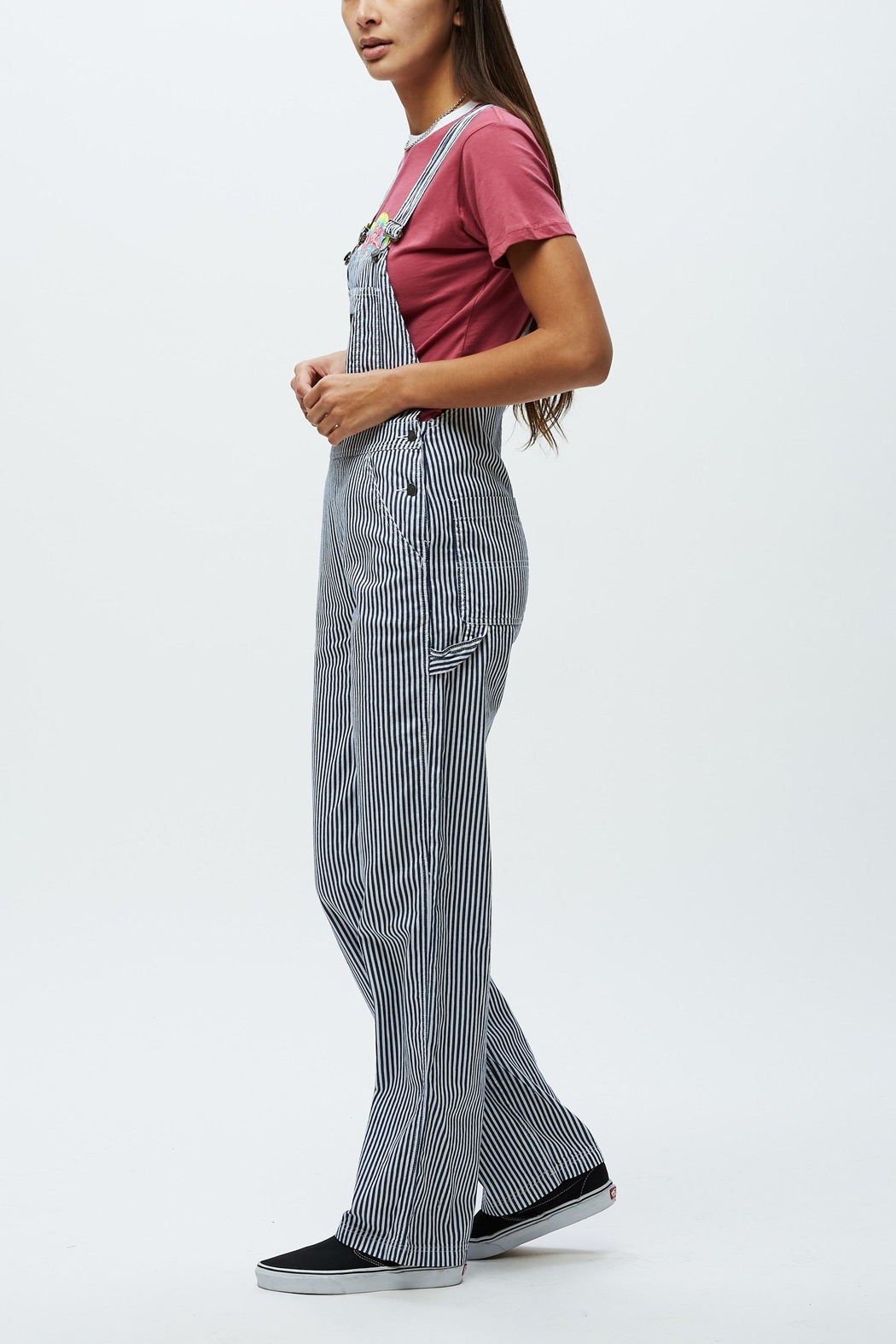 Obey Ollie Overalls - Side Cropped Image