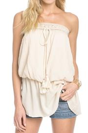 OC Avenue Crochet Strapless Tunic - Product Mini Image