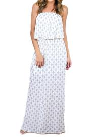 OC Avenue Strapless Maxi Dress - Front cropped