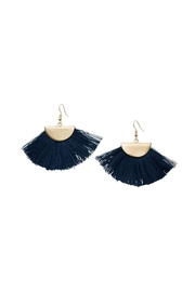 Occasionally Made Fanned Out Earring - Front cropped