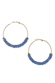 Occasionally Made Seed Bead Earrings - Product Mini Image