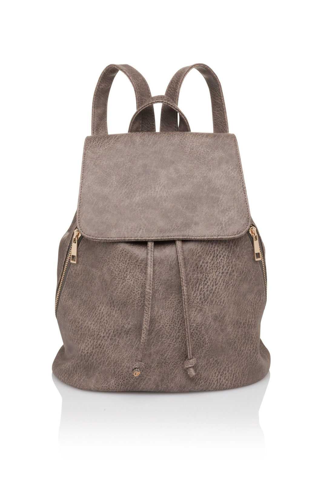 Occasionally Made Vintage Style Backpack - Front Cropped Image