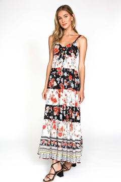 Patrons of Peace Ocean Dress - Product List Image