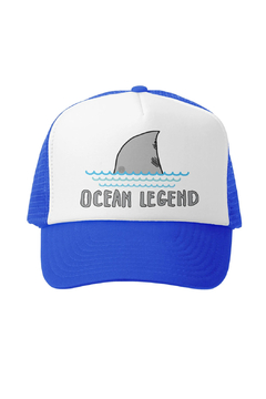 Grom Squad Ocean Legend Trucker Hat - Product List Image