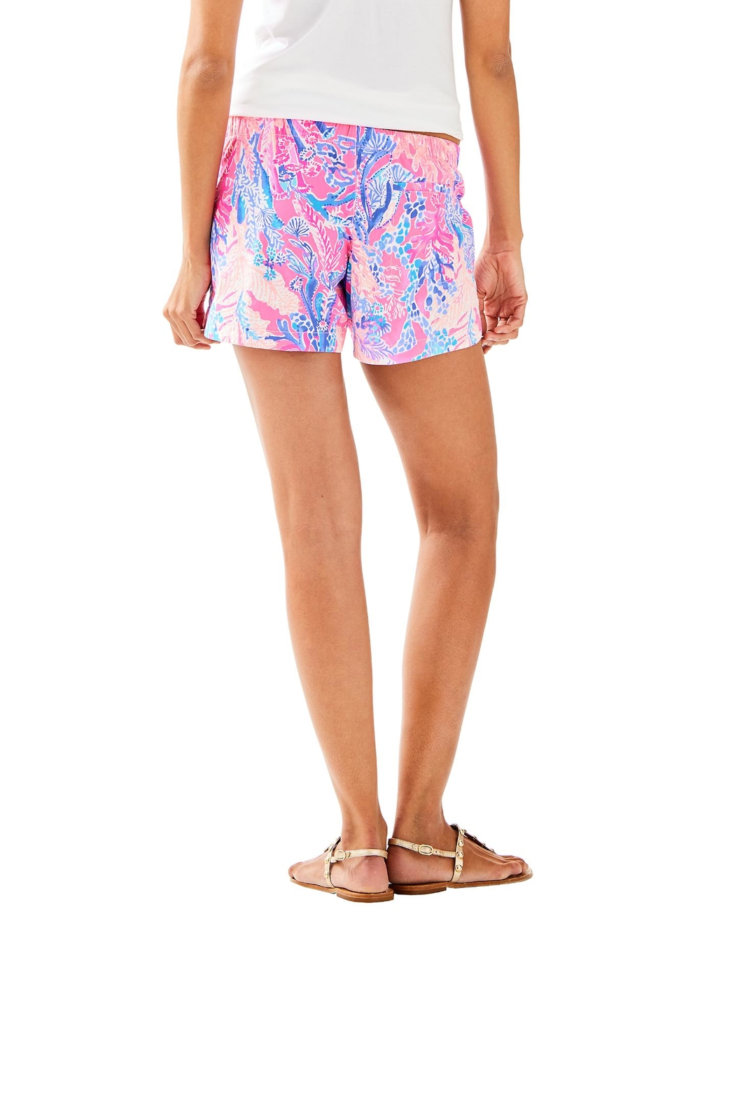 Lilly Pulitzer Ocean View Boardshort - Front Full Image