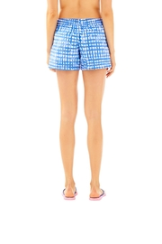 Lilly Pulitzer Ocean View Boardshort - Front full body