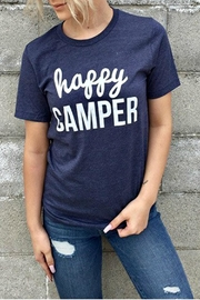 OCEAN & 7TH Camper Graphic Tee - Front cropped