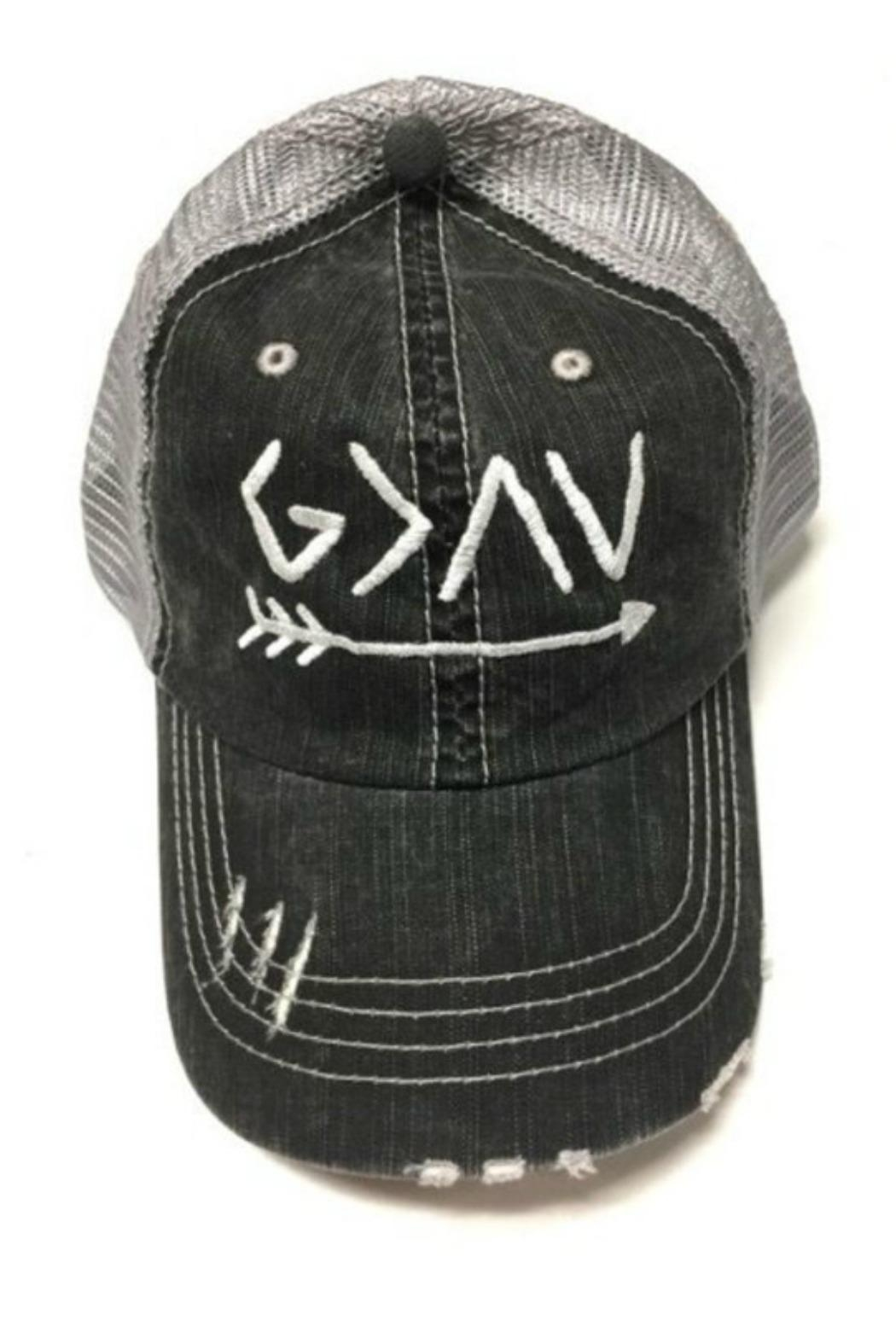 OCEAN & 7TH God Greater Hat - Main Image