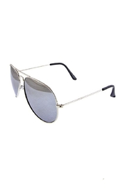 Ocean and Land Mirror Aviator Sunglasses - Product Mini Image