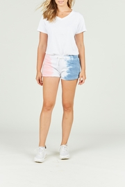 Ocean Drive Dip Dye Fleece Shorts - Product Mini Image