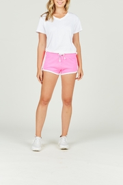 Ocean Drive Neon Fleece Short - Product Mini Image