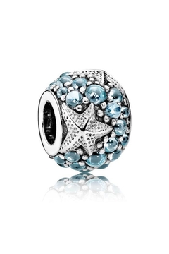 Pandora Jewelry Oceanic Starfish Charm - Alternate List Image