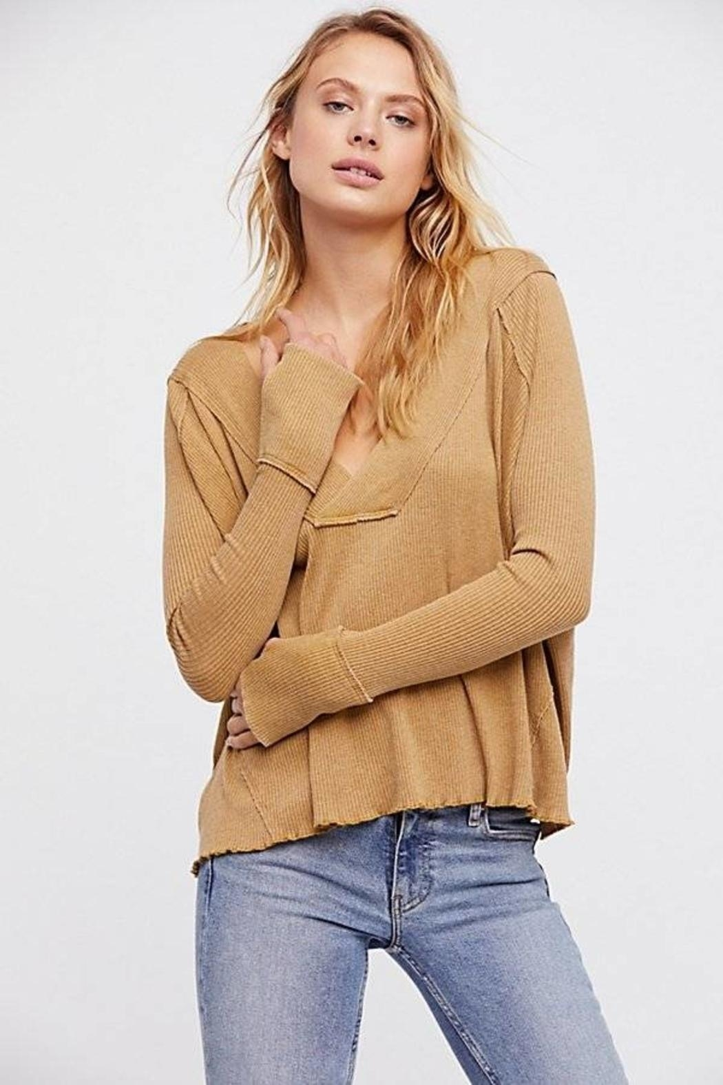 Free People Oceanview Top - Main Image