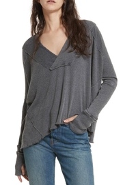 Free People Oceanview Top - Front full body
