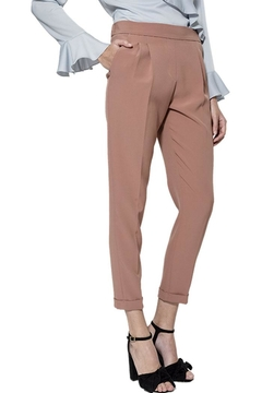 Shoptiques Product: Eugenia Cognac Pants