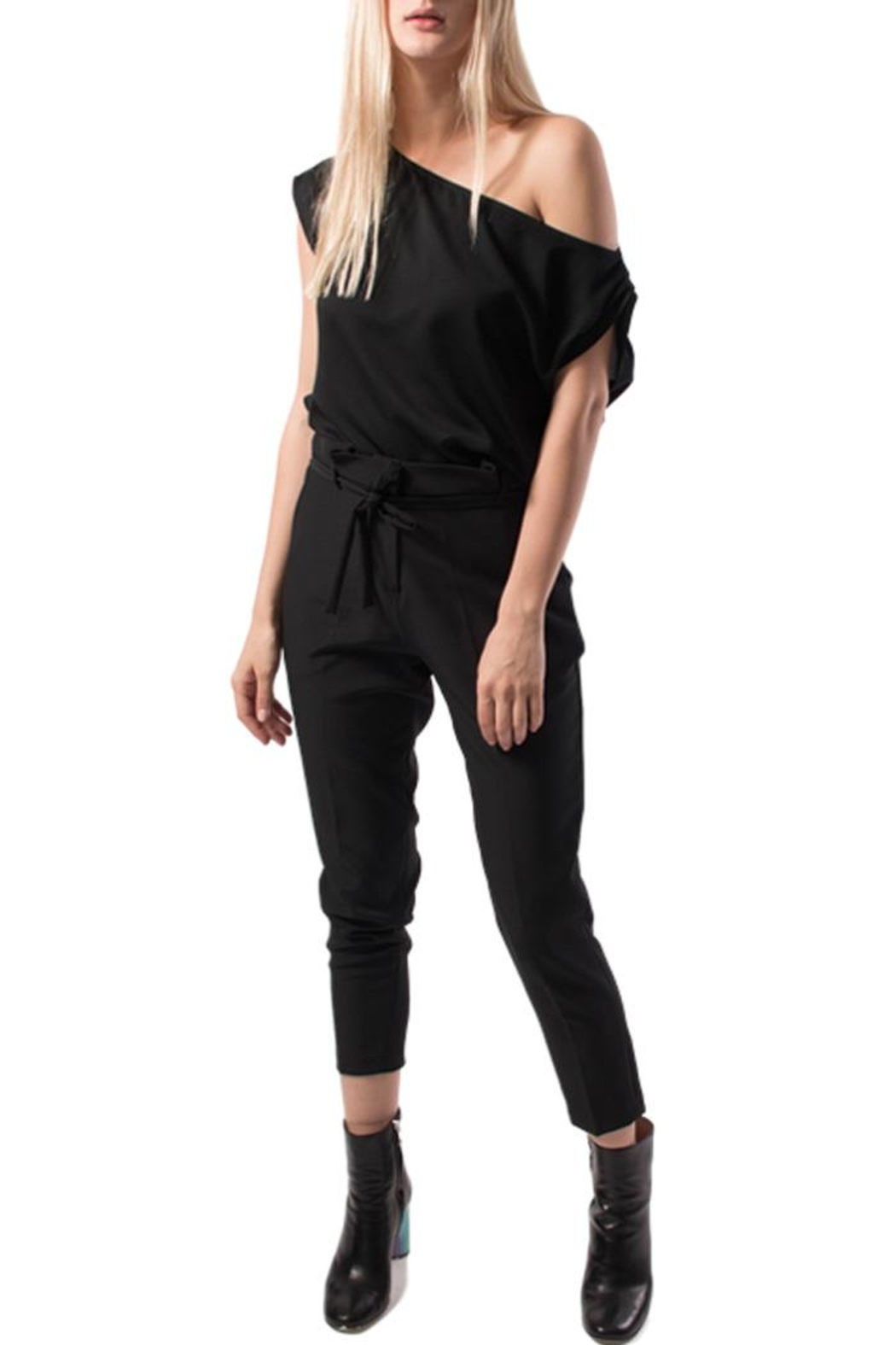 Octavia Isa Blouse - Side Cropped Image
