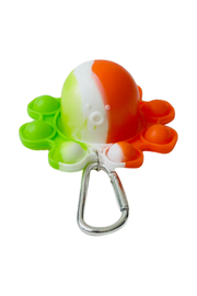 Bari Lynn Octopus In N Out Keychain Poppers - Side cropped