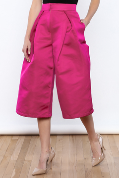 odAOMO Hot Pink Culottes - Product List Image