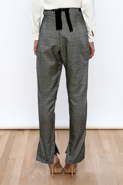 odAOMO High Waist Pixel Pants - Alternate List Image