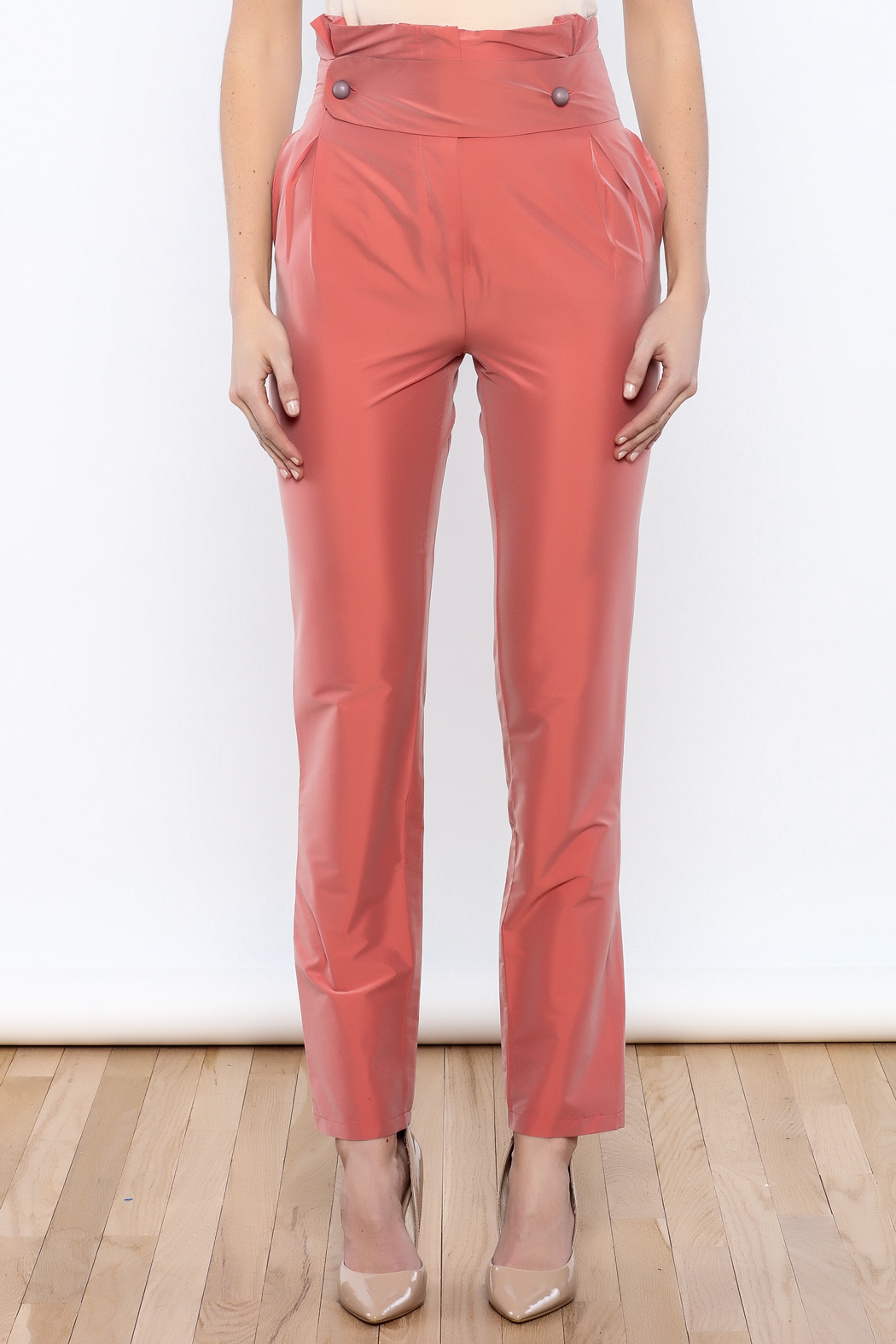 Odaomo Paper Bag Pant From Louisiana Shoptiques