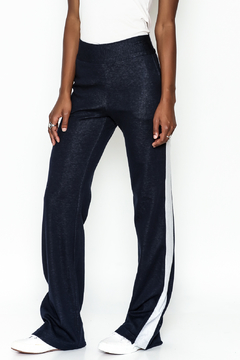 odAOMO Tuxedo Wide Leg Pants - Product List Image