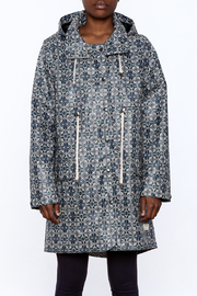 Odd Molly Printed Rain Jacket - Side cropped