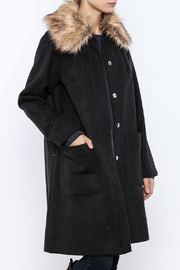 Odd Molly Snow Blind Coat - Front cropped