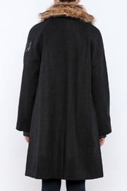 Odd Molly Snow Blind Coat - Back cropped