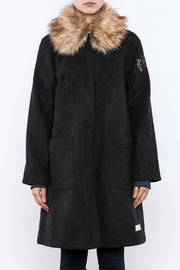Odd Molly Snow Blind Coat - Side cropped