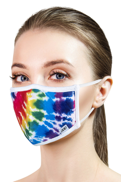 Odd Sox Tie Dye Mask - Product List Image