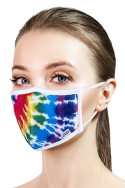 Odd Sox Tie Dye Mask - Product Mini Image