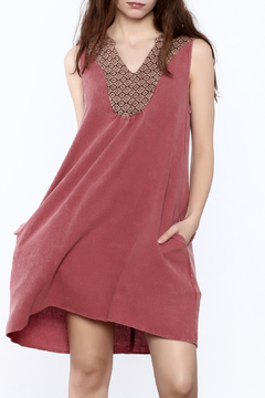 Oddi Boho Sleeveless Dress - Product List Image